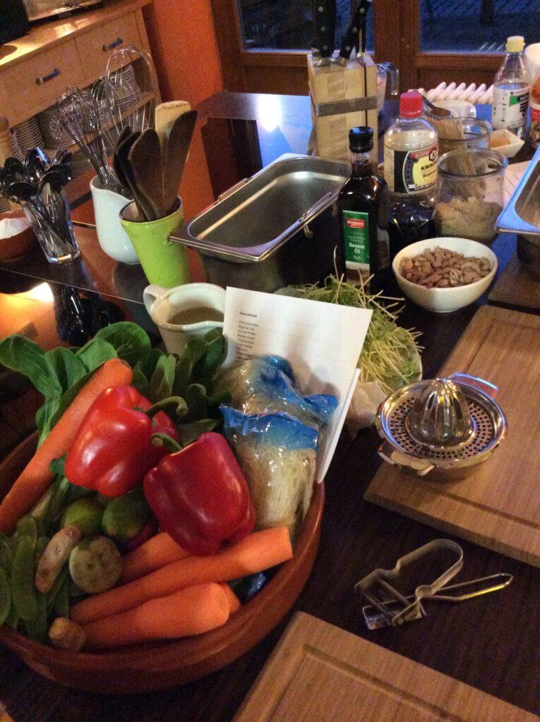 Anstehende Veranstaltungen – Die vegane Küche – Hofküche Friedrichshagen